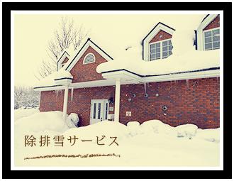 除排雪サービス